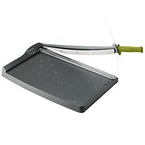 Rexel ClassicCut™ CL120, Guillotina, A3, cuchilla de acero inoxidable, 10 hojas, 460 x 300 x 108 mm, carbón