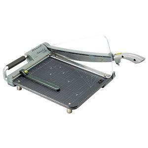 Rexel ClassicCut™ CL200, Guillotina, A4, cuchilla de acero inoxidable, 15 hojas, 152 x 403 x 660 mm, carbón