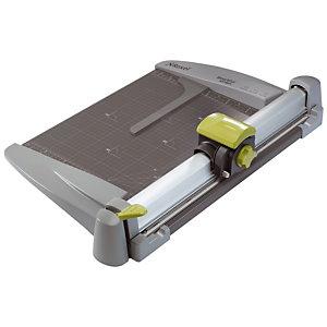Rexel SmartCut™ A515Pro Cizalla giratoria profesional 3 en 1, A4, Antracita