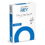 Rey Office Papier A4 blanc 80g éco-responsable - Ramette de 500 feuilles