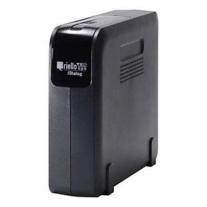Riello iDialog, 1200 VA, 720 W, 50/60 Hz, Sobrevoltaje, Cortocircuito, C13 acoplador, 6 salidas AC IDG 1200