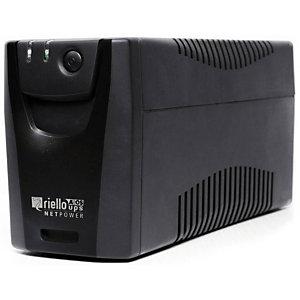 Riello Net Power 600, 600 VA, 360 W, 230 V, 50/60 Hz, 220 V, 240 V NPW 600