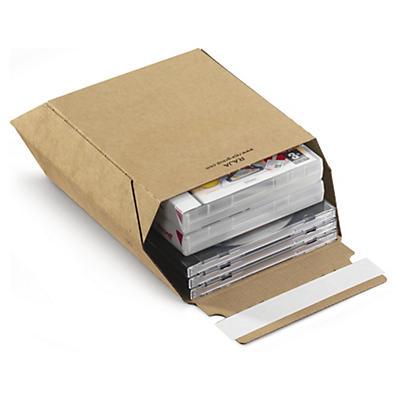 Pochette carton Rigipack® Maxi##Rigipack® Karton-Versandtaschen Maxi