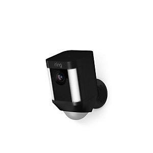 Ring Cam Battery - Black, Cámara de seguridad IP, Exterior, Inalámbrico, Caja, Pared, Negro 8SB1S7-BEU0