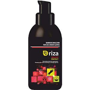 riza® Inglove Protect Emulsione barriera per portatori di guanti, Flacone 100 ml