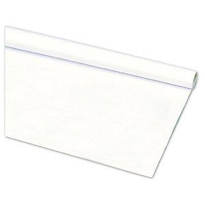 Rollo de papel kraft blanco 1 x 10 m