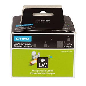 Rouleau de 1000 étiquettes multi-usages format 57 x 32 LabelWriter