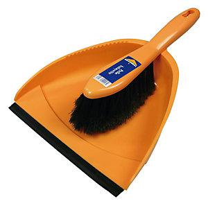 ROZENBAL Conjunto de Cepillo y Recogedor