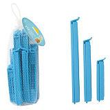 ROZENBAL Pinzas de plástico cierra bolsas, tamaños surtidos
