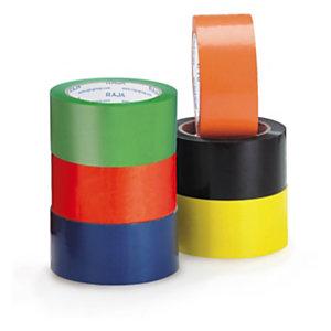 Ruban adhésif couleur PVC résistant, 37 microns RAJA