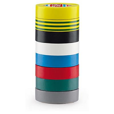 Ruban adhésif isolant PVC##tesa PVC Isolierbänder