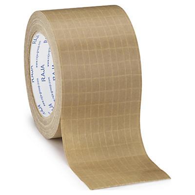 Ruban adhésif en papier armé  125 g/m² RAJA