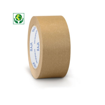 Ruban adhésif en papier kraft RAJA Résistant 70 g/m²