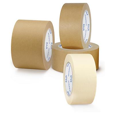 Ruban adhésif papier kraft##Papier-Packband RAJA