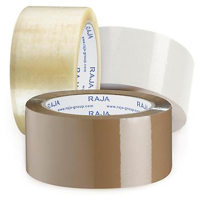 Ruban adhésif polypropylène qualité industrielle RAJATAPE##PP Packband RAJATAPE