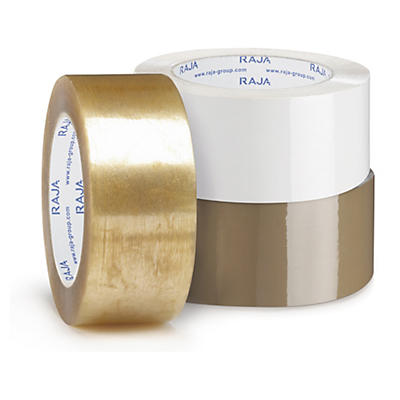 Ruban adhésif polypropylène RAJATAPE Résistant, 32 microns