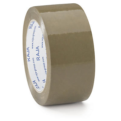 Ruban adhésif polypropylène silencieux RAJA qualité supérieure##Low-Noise PP Packband RAJA Premium