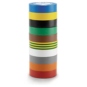 Ruban adhésif vinyle isolant électrique RAJA