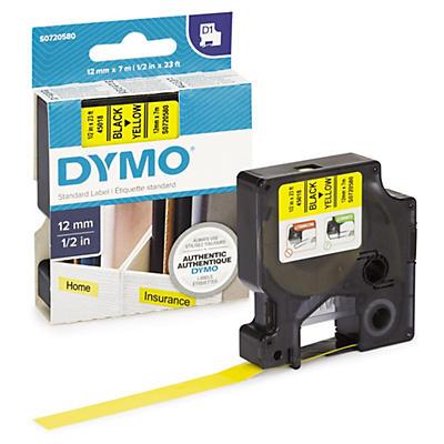 Ruban pour étiqueteuse électronique DYMO##Schriftbänder für Beschriftungsgeräte DYMO