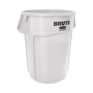 Rubbermaid Commercial Products Contenitore multiuso BRUTE® 121,1 l colore bianco