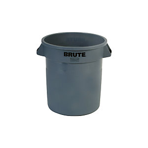 Rubbermaid Commercial Products Contenitore multiuso BRUTE® 37,9 l colore grigio