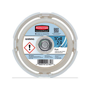 Rubbermaid Commercial Products TCell™ Ricarica di fragranza Pure
