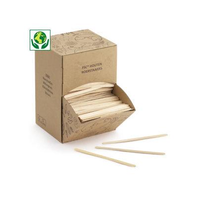 Rührstäbchen Holz