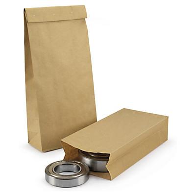 Sac papier kraft haute résistance simple épaisseur