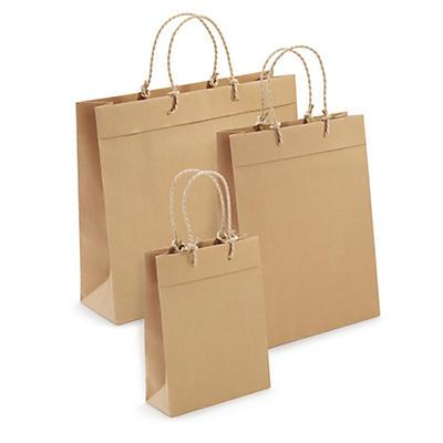 Sac en papier recyclé Elegance##Recycling-Papiertragetaschen Eleganz