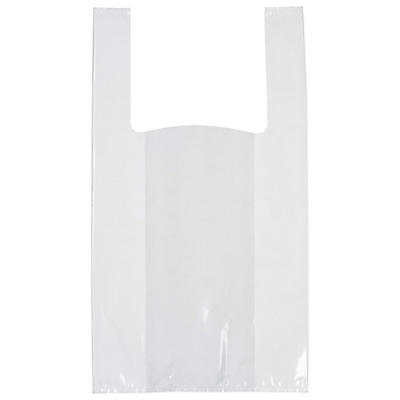 Sac plastique à bretelles Top 50 micron##Multifunctionele plastic draagtas 50 micron