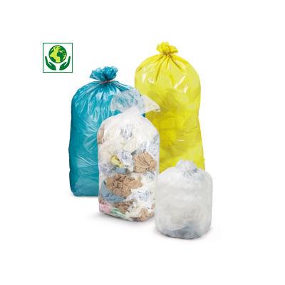 Sac-poubelle couleur##Gekleurde afvalzakken