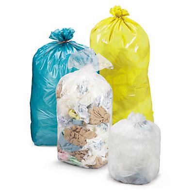 Sac-poubelle couleur##Farbige Müllsäcke 45 µ