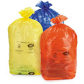 Sac poubelle couleur