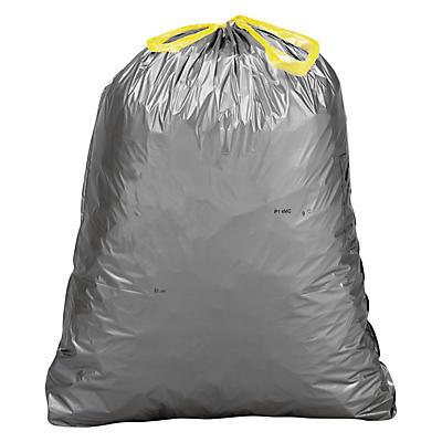 Sac-poubelle avec liens##Müllsäcke mit Verschlussband