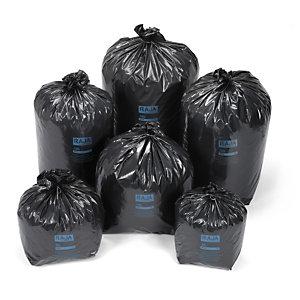 Sac poubelle recyclé qualité industrielle RAJA