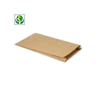 Sac de regroupement en papier pour pain
