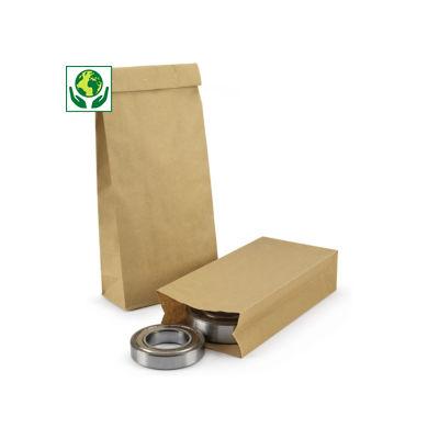 Sacchetti di carta avana alta resistenza