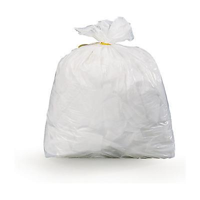 Sacchi spazzatura bianchi