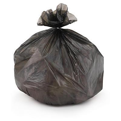Sacchi spazzatura in polietilene riciclato