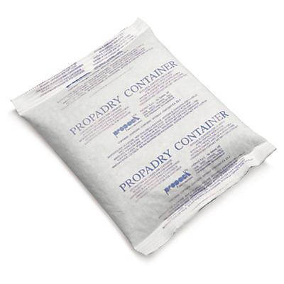 Sachet anti humidité spécial container