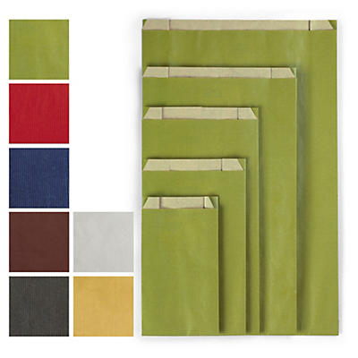 Sachet cadeau##Papierbeutel in klassischen Farben