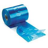 Sachet plastique anticorrosion VCI à soufflets