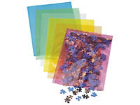 Sachet plastique couleur translucide 40 et 80 microns