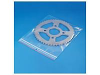 Sachet plastique à fermeture zip 100 microns RAJAGRIP Super##Transparant plastic gripzakje Rajagrip Super, 100 micron