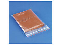 Sachet plastique à fermeture zip 60 microns RAJAGRIP Super##Transparant plastic gripzakje Rajagrip Super, 60 micron