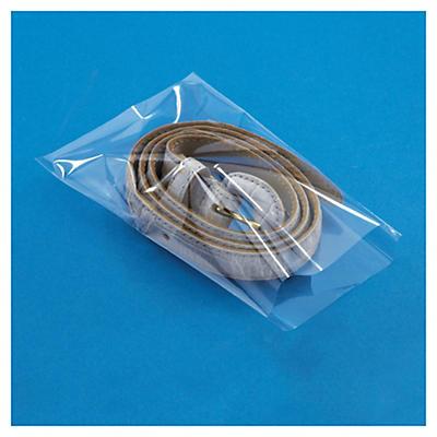 Sachet plastique transparent haute brillance 50 microns RAJABAG