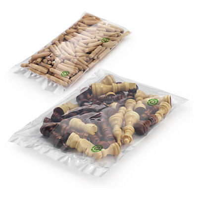 Saco de plástico ecológico 50 mícrones