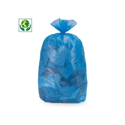 Sacs-poubelle colorés économiques##Gekleurde afvalzakken voordelige kwaliteit