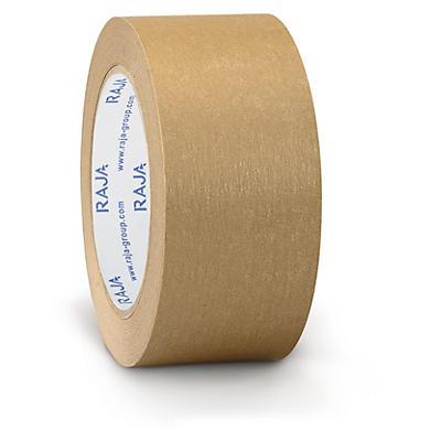 Sada papierovej lepiacej pásky RAJA + odvíjač