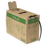 Sada recyklovanej PP viazacej pásky v prepravnej krabici